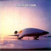 Alquin - On Tour CD (album) cover