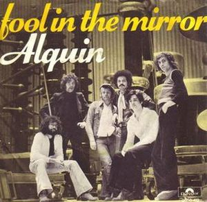 Fool in the Mirror by ALQUIN album cover