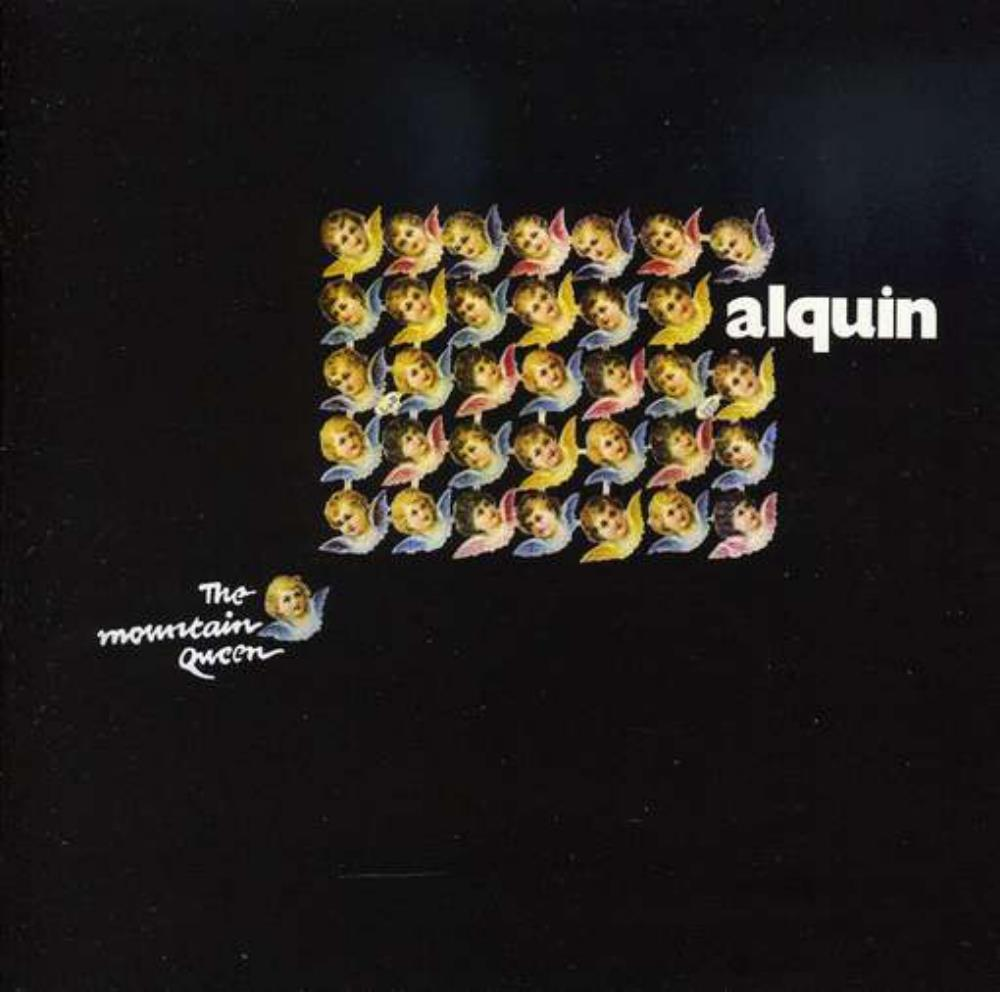 The Mountain Queen by ALQUIN album cover