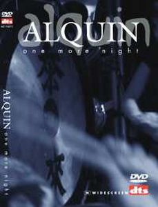 Alquin One More Night album cover