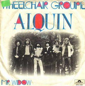 Wheelchair Groupie by ALQUIN album cover