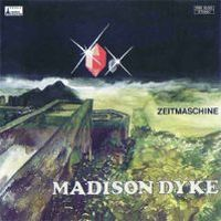 Madison Dyke - Zeitmaschine CD (album) cover
