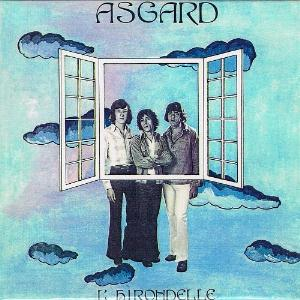 L'Hirondelle by ASGARD album cover