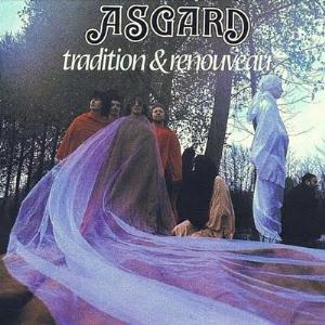 Tradition & Renouveau by ASGARD album cover