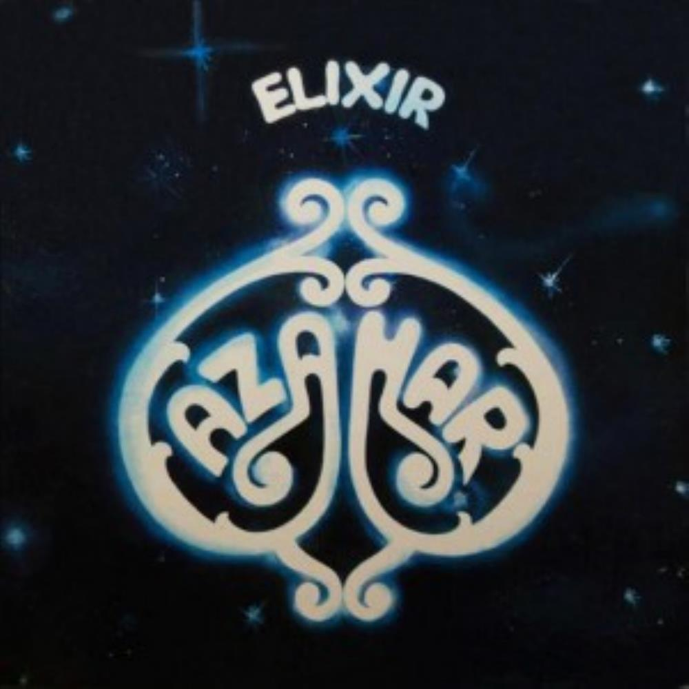 Azahar - Elixir CD (album) cover