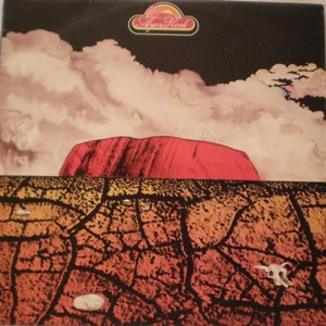 Ayers Rock - Big Red Rock CD (album) cover