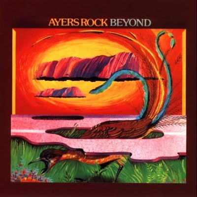 Beyond by AYERS ROCK album cover