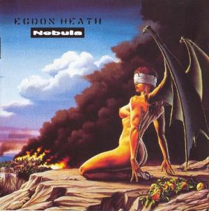 Nebula by EGDON HEATH album cover