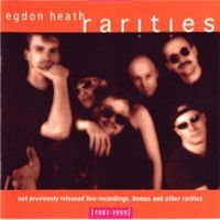Egdon Heath Rarities album cover