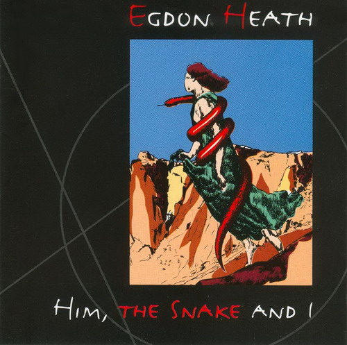 Him,The Snake And I by EGDON HEATH album cover