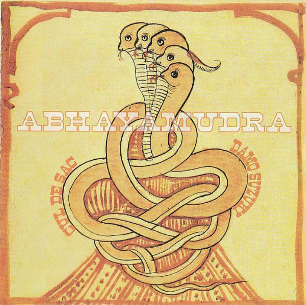 Abhayamudra (with Damo Suzuki) by CUL DE SAC album cover