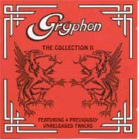Gryphon - The Collection II CD (album) cover