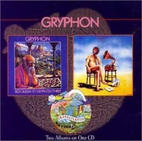 Gryphon - Red Queen To Gryphon Three & Raindance CD (album) cover