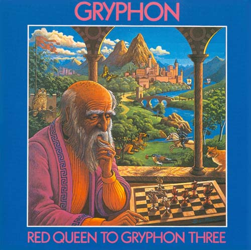 Gryphon Red Queen to Gryphon Three album cover
