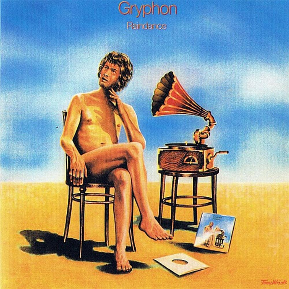 Gryphon - Raindance CD (album) cover