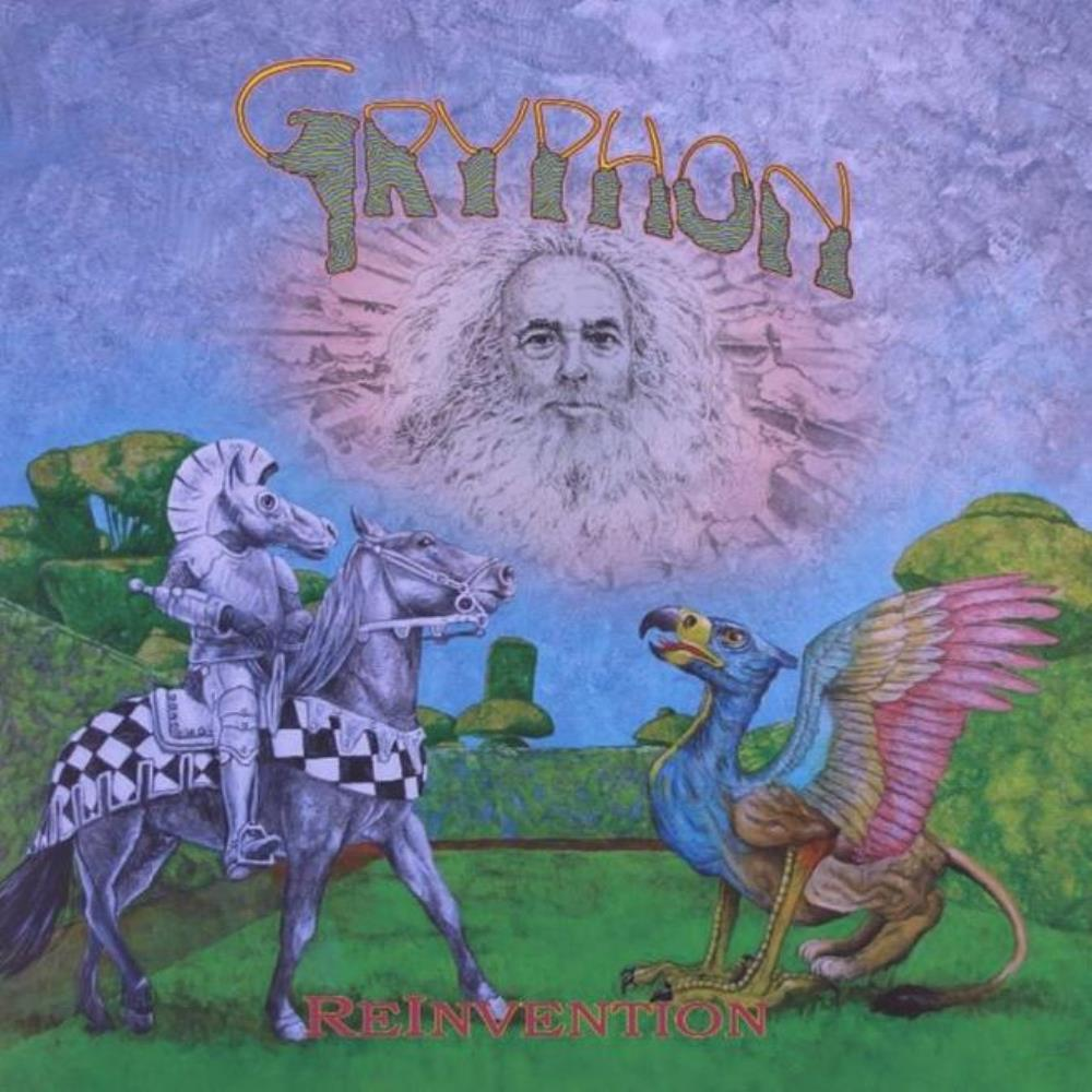 ReInvention by GRYPHON album cover
