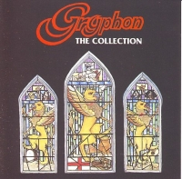 Gryphon - The Collection CD (album) cover