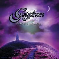 Gryphon - Glastonbury Carol CD (album) cover