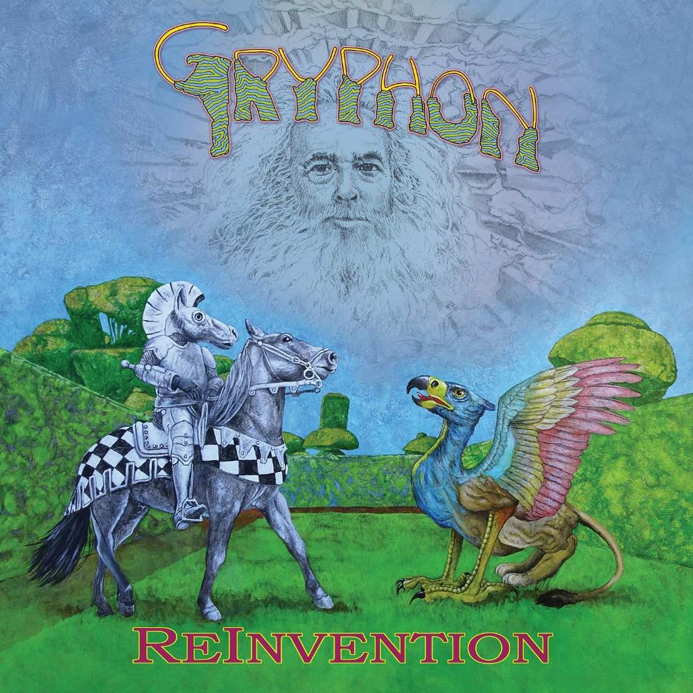 Gryphon ReInvention album cover
