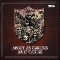 Gryphon - About as Curious as It Can Be CD (album) cover