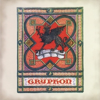 Gryphon - Ethelion CD (album) cover