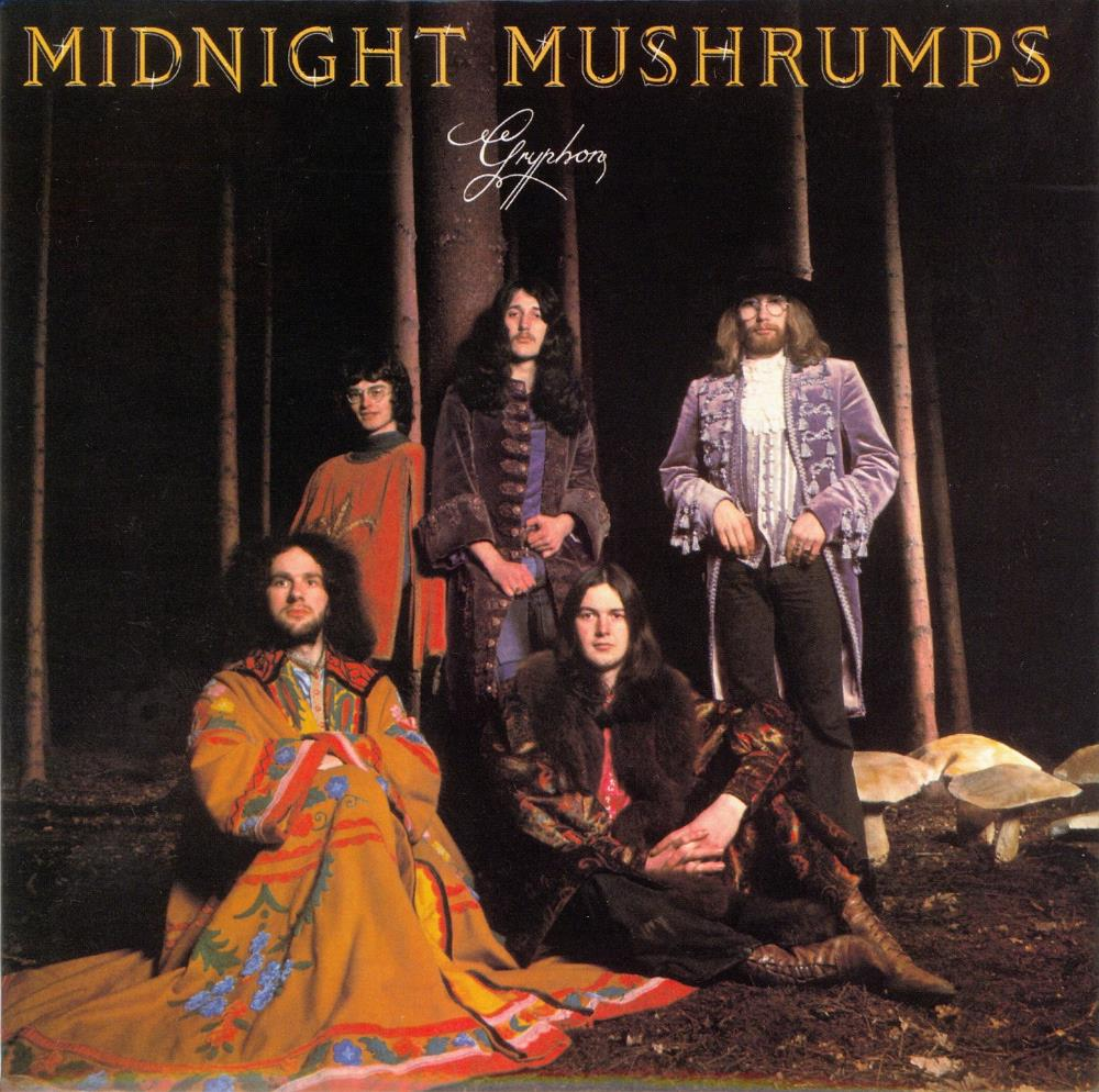 Gryphon - Midnight Mushrumps CD (album) cover