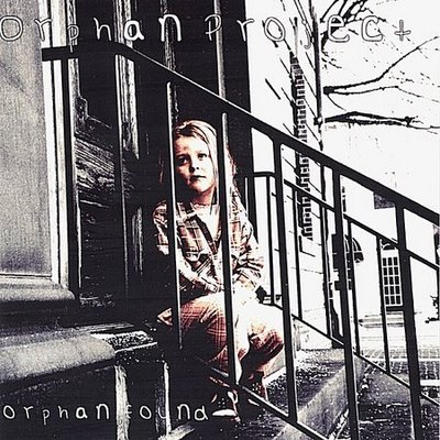 Orphan Found  by ORPHAN PROJECT album cover