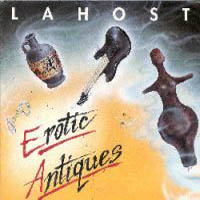 LaHost - Erotic Antiques CD (album) cover