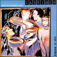 Cassiber - Man or Monkey CD (album) cover