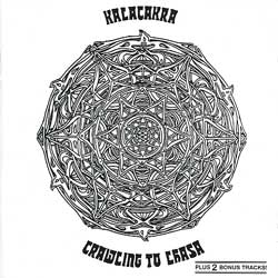 Kalacakra - Crawling To Lhasa CD (album) cover