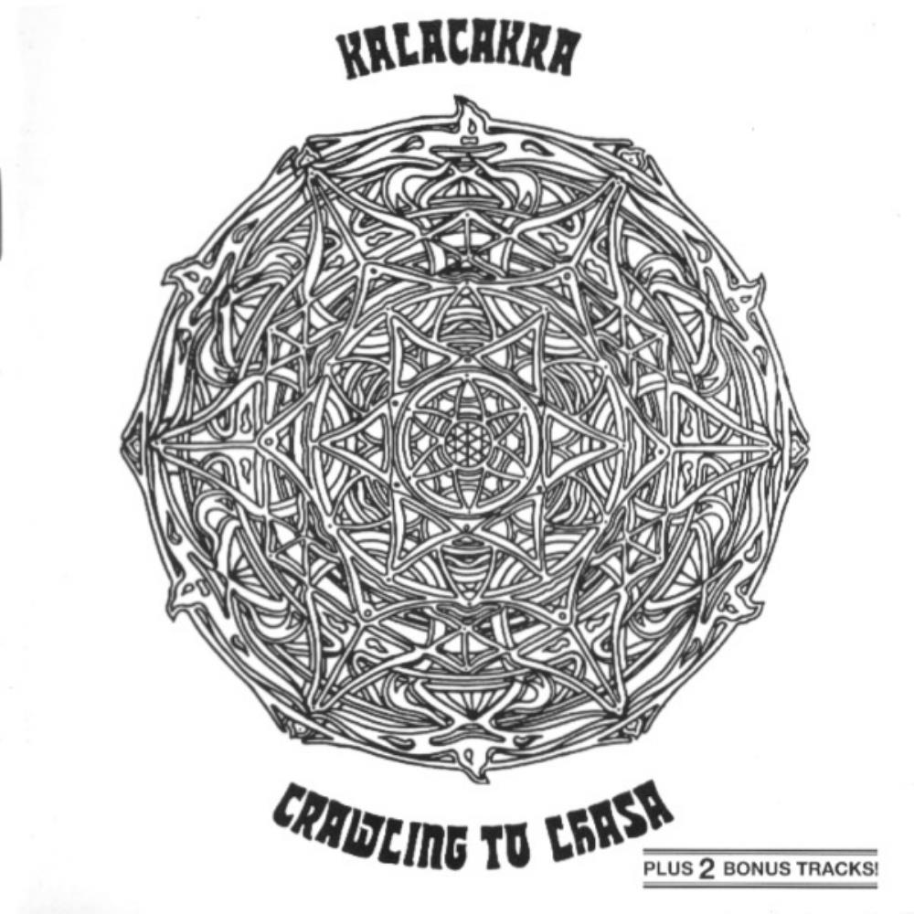 Crawling To Lhasa by KALACAKRA album cover