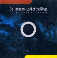 Bo Hansson Lord Of The Rings (extended version) album cover