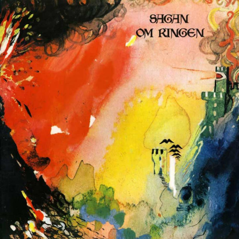 Bo Hansson - Sagan Om Ringen [Aka: Music Inspired By Lord Of The Rings] CD (album) cover