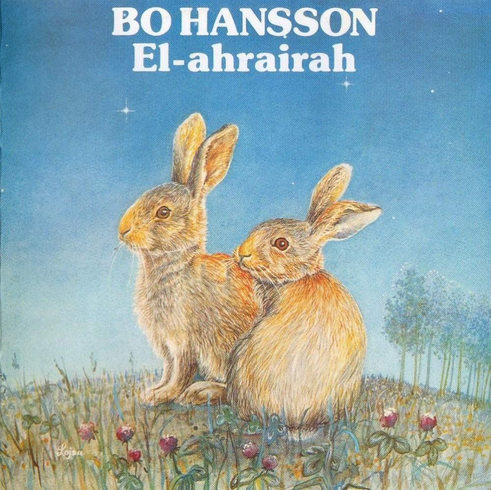Bo Hansson - El-Ahrairah [Aka: Music Inspired By Watership Down] CD (album) cover