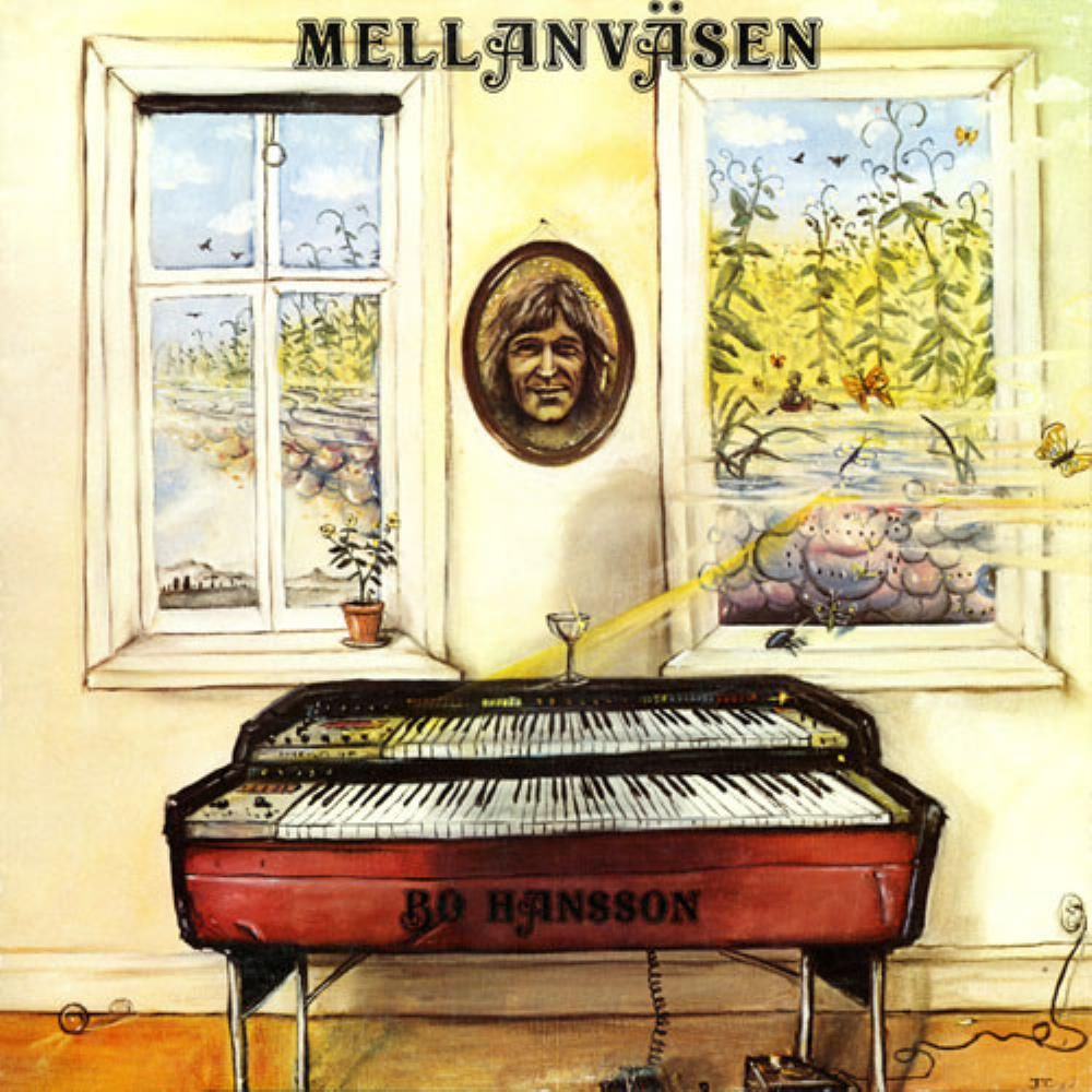 Mellanväsen [Aka: Attic Thoughts] by HANSSON, BO album cover