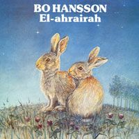 El-Ahrairah by HANSSON, BO album cover