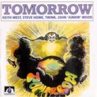 Tomorrow - Tomorrow CD (album) cover