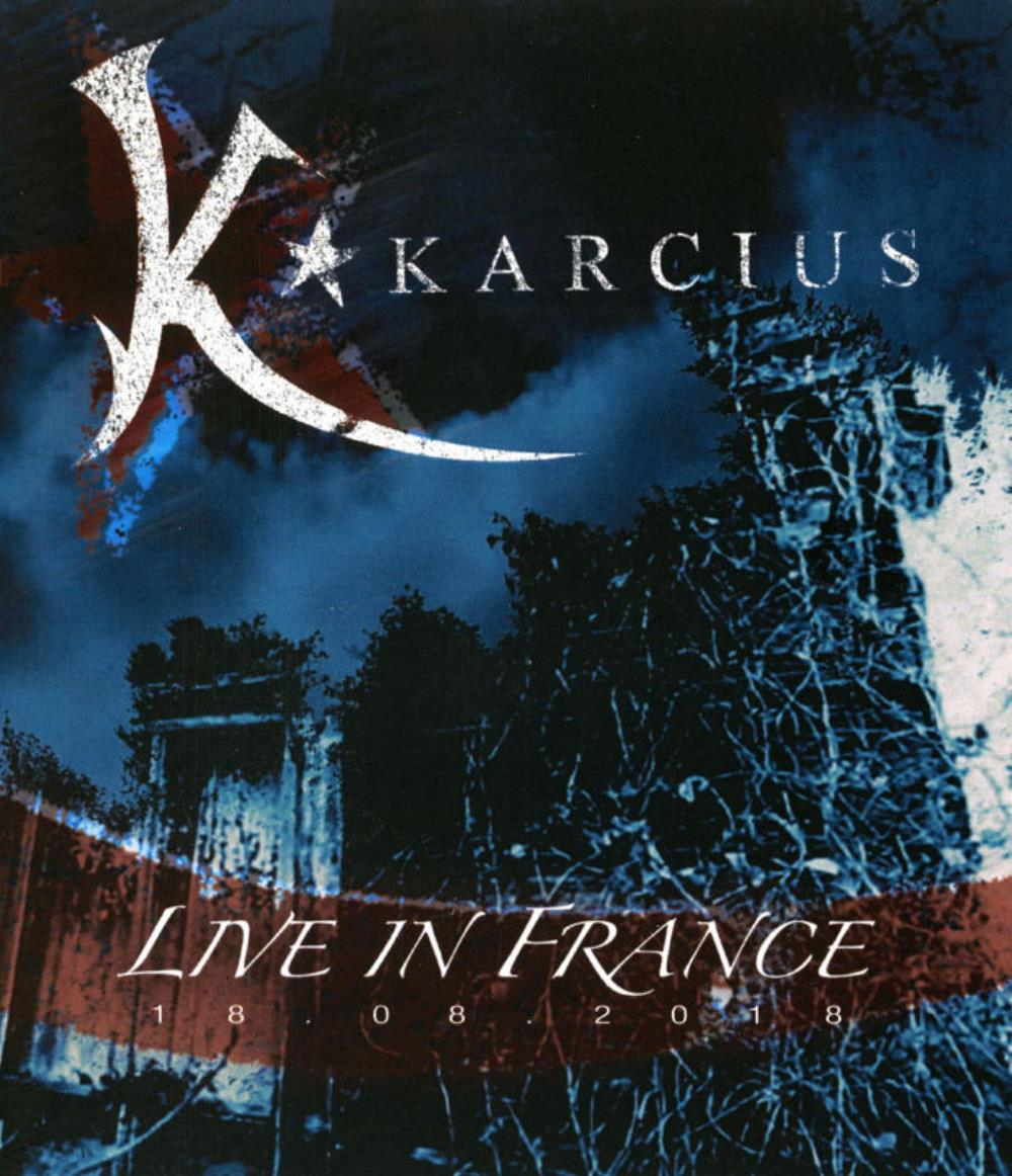 Live in France by KARCIUS album cover