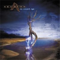 Section A - The Seventh Sign  CD (album) cover