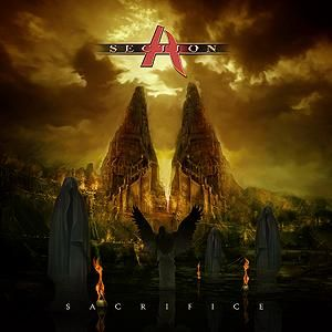 Sacrifice by SECTION A album cover