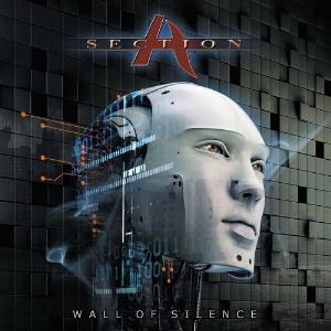 Section A Wall Of Silence album cover