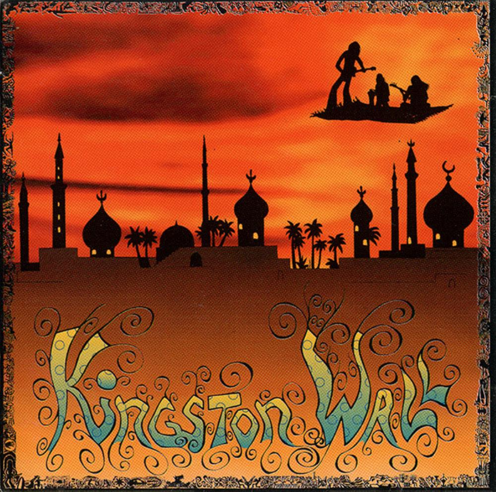 Kingston Wall - Kingston Wall I CD (album) cover