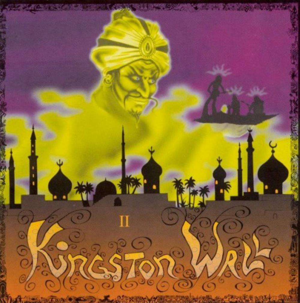 Kingston Wall - Kingston Wall II CD (album) cover