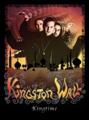 Kingtime by KINGSTON WALL album cover