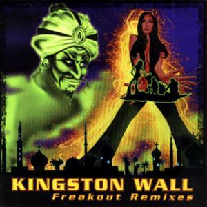 Kingston Wall Freakout Remixes  album cover