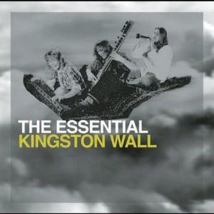The Essential by KINGSTON WALL album cover