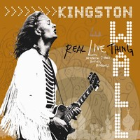 Kingston Wall Real Live Thing album cover