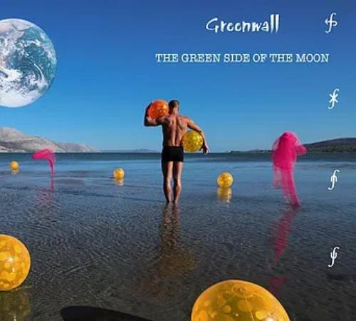 The Green Side Of The Moon by GREENWALL album cover