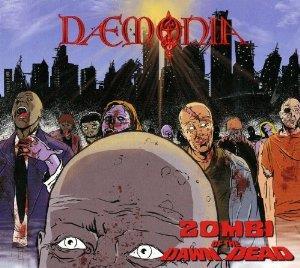 Dawn of the Dead / Zombi by DAEMONIA album cover