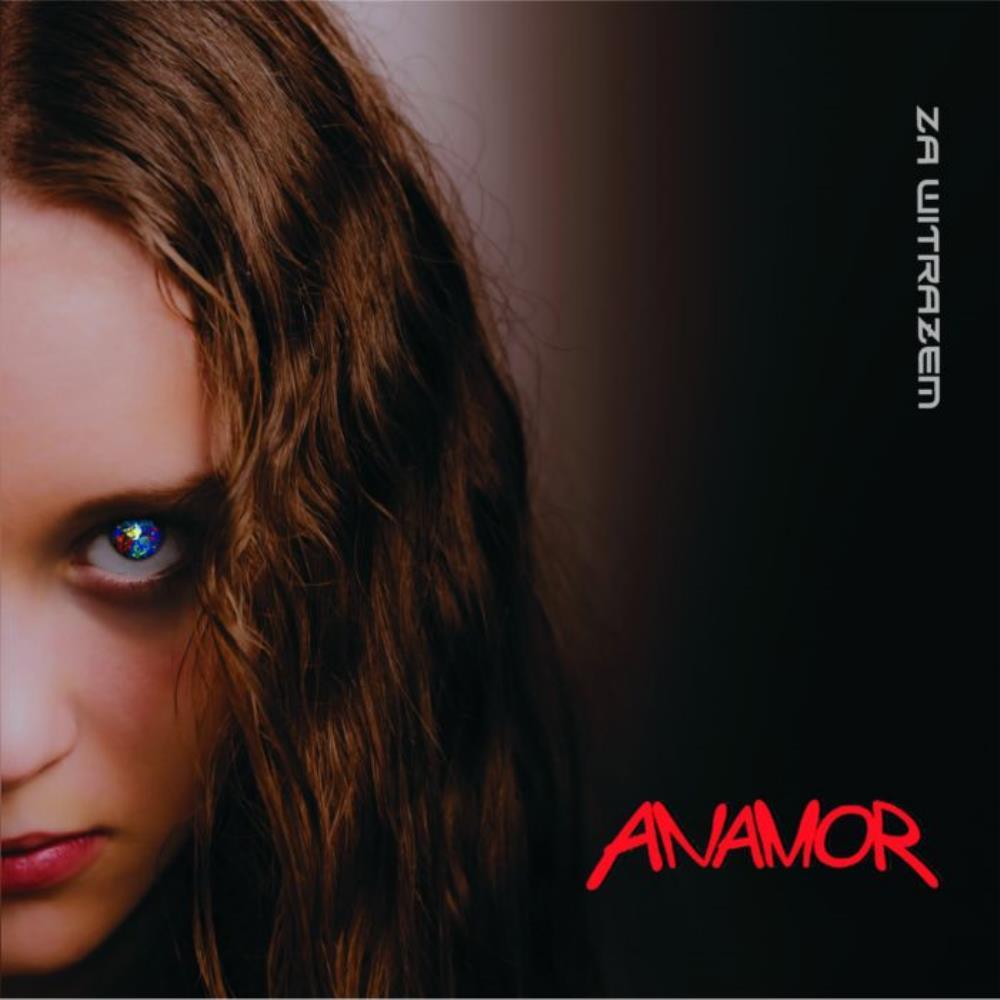Za Witrażem by ANAMOR album cover